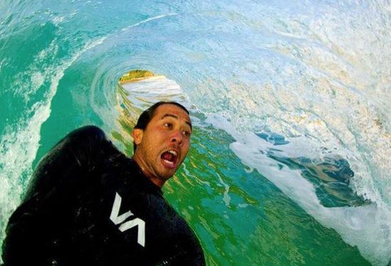 Surfing Selfies