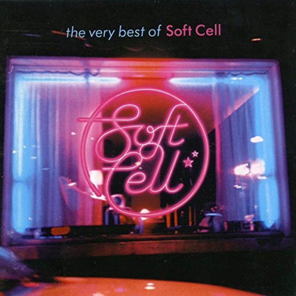 """Soft Cell """"The Very Best Of"""" Cover"""