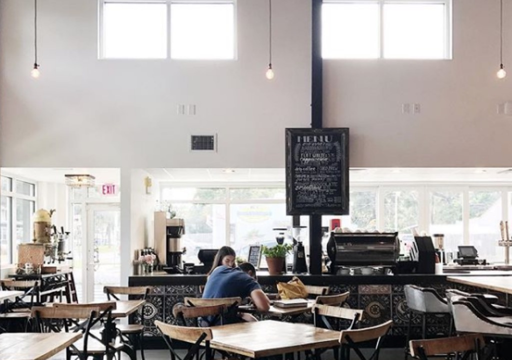 tampa fl most caffeinated cities