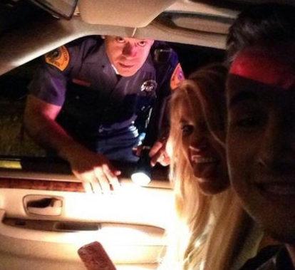 Teens Cop Selfies