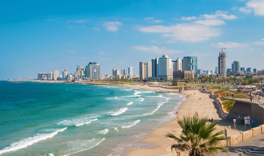 Tel Aviv Israel travel
