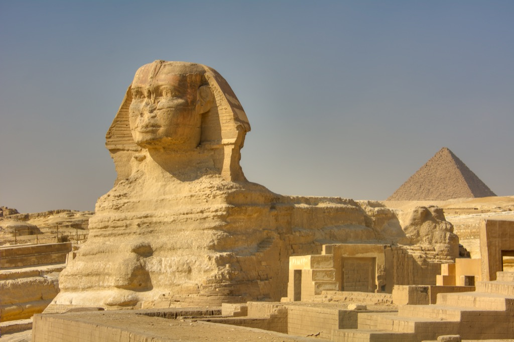 the great sphinx of giza why cats are better than dogs