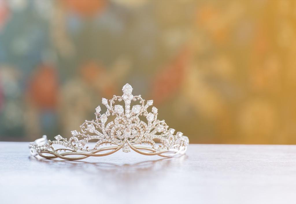 Tiara, pageant