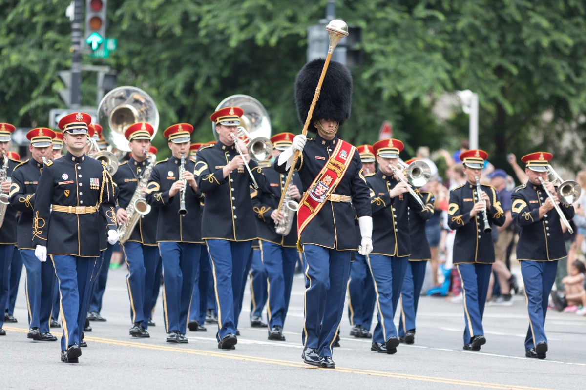 united states army song, army facts