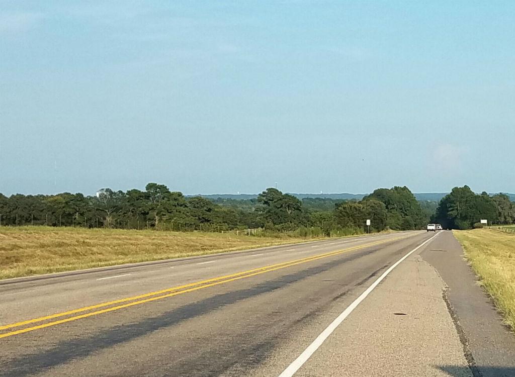 US 175 dangerous highways
