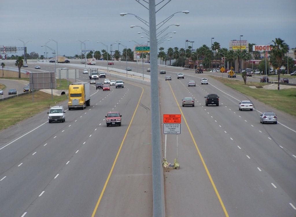 US 83 dangerous highways