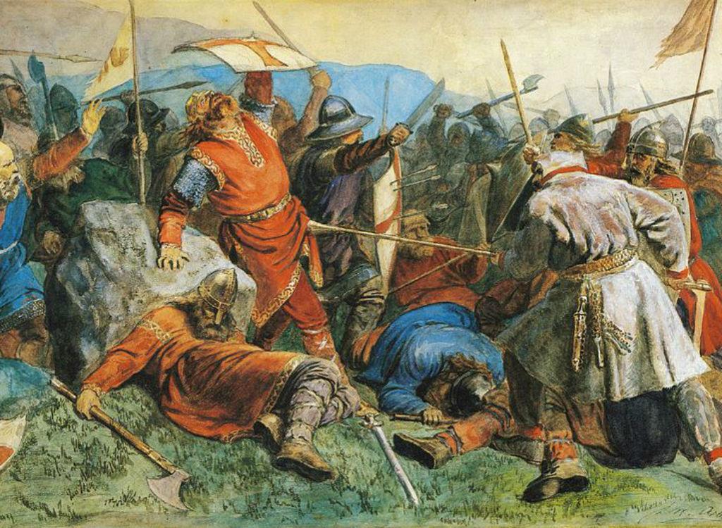 Viking helmets history lessons
