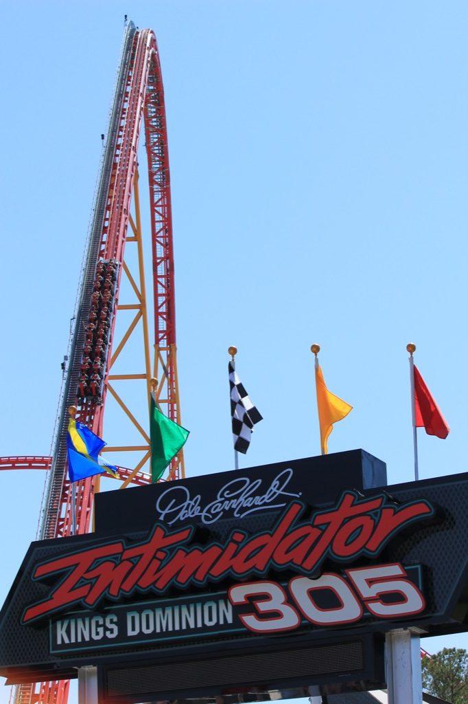 virginia craziest amusement park rides