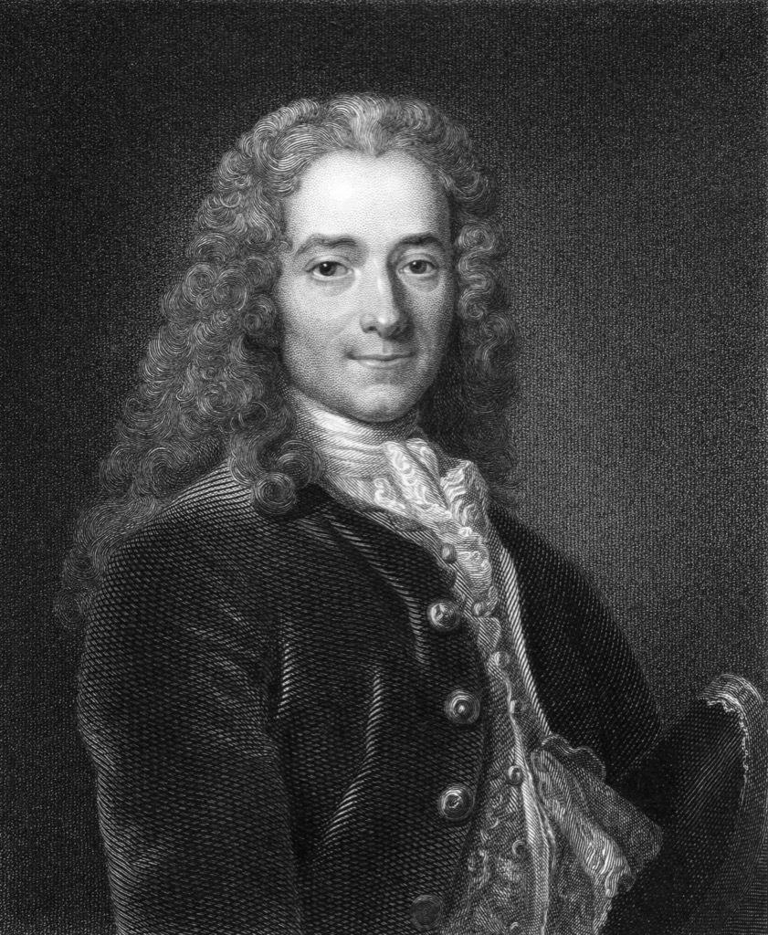 voltaire, facts about the lottery