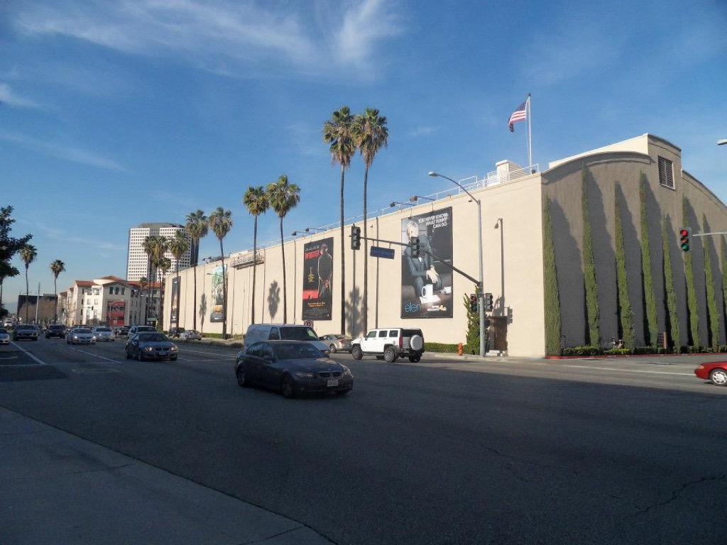 Warner Brothers studio Hollywood