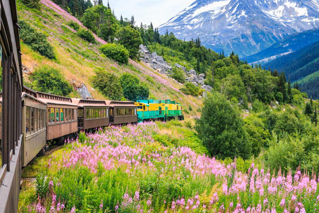 White Pass and Yukon Railroad Magical Destinations