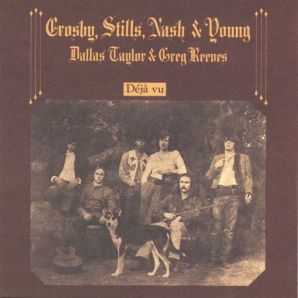 """""""Woodstock"""" by Crosby, Stills, Nash & Young"""