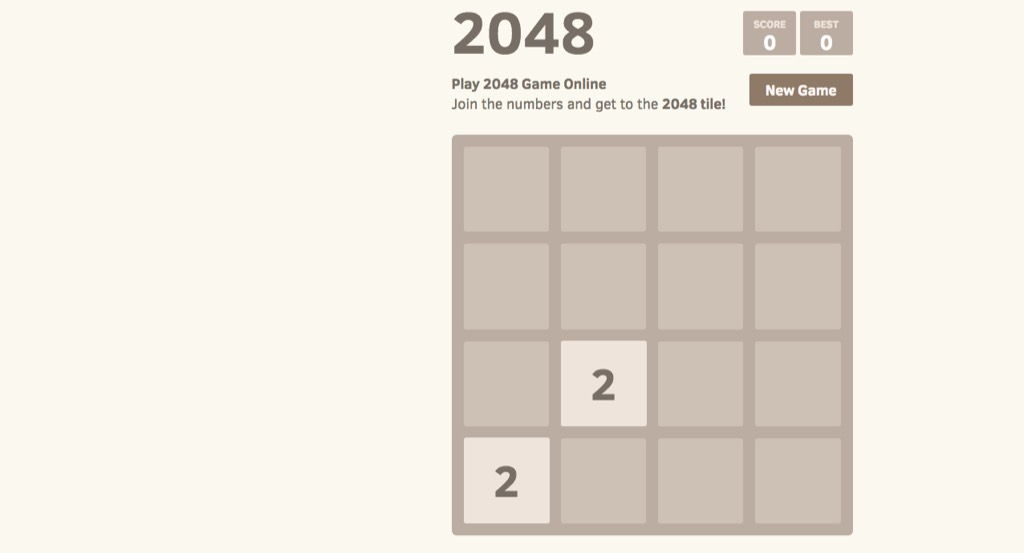 2048 website most popular web search in every state