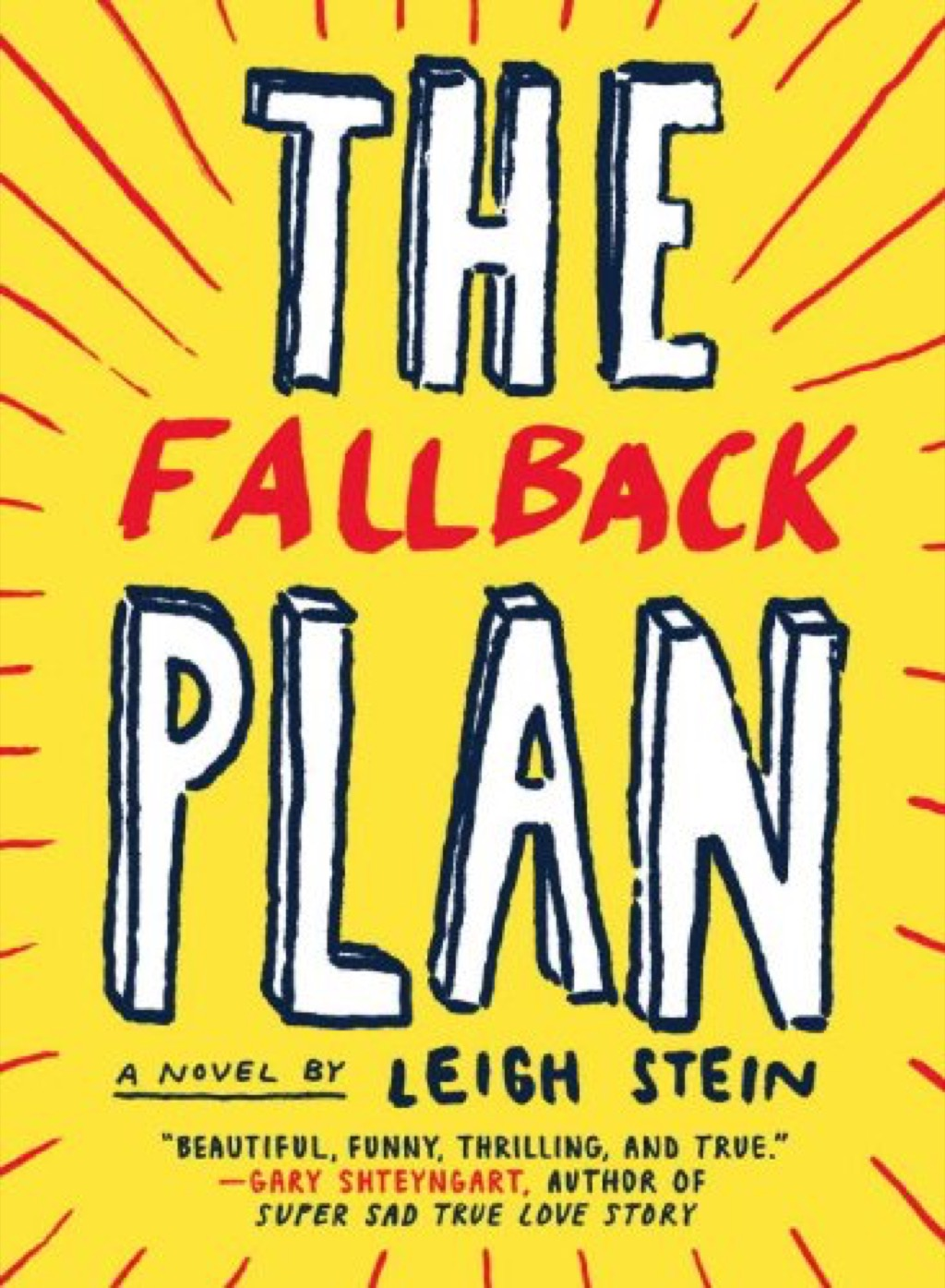 The Fallback Plan by Leigh Stein