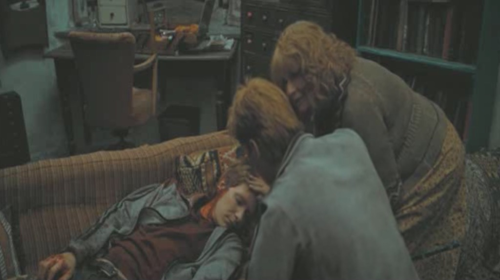 fred and george weasley, harry potter