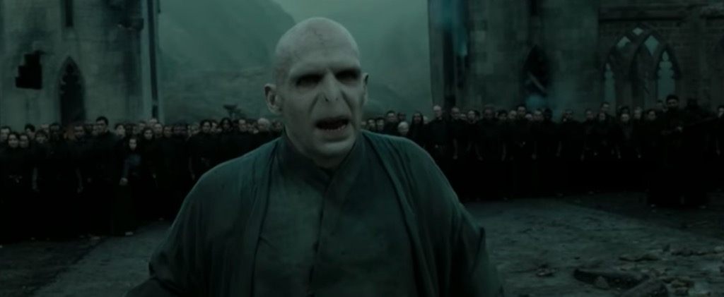 voldemort from harry potter
