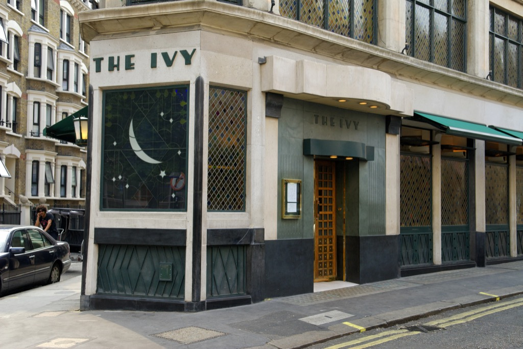 The Club at The Ivy