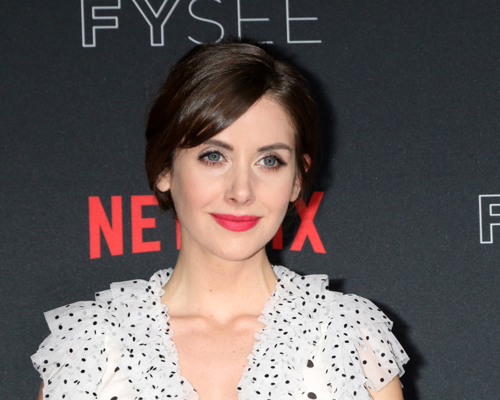 Alison Brie at the Netflix FYSEE Kick-Off Event in 2018