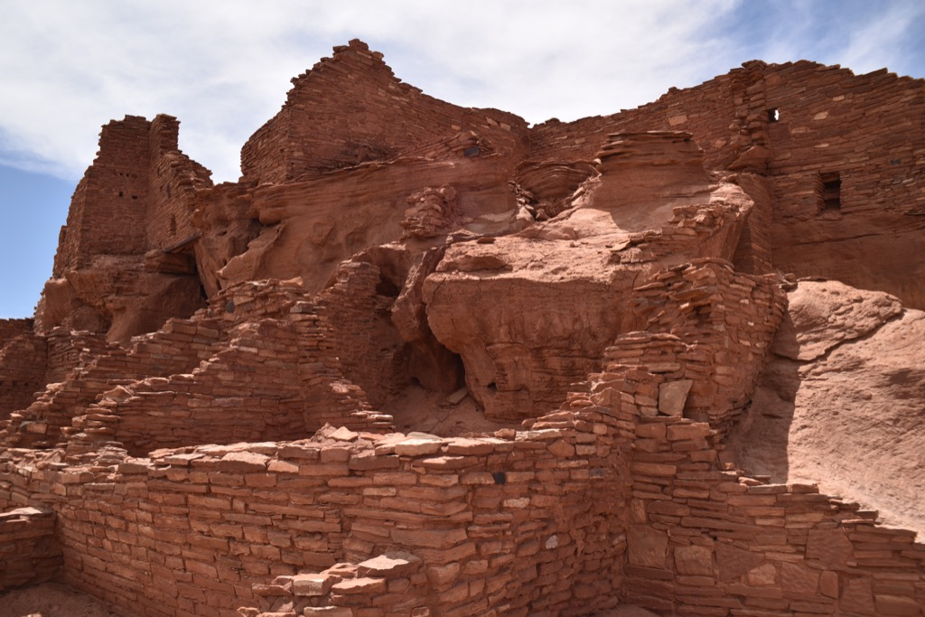 wupatki national monument most historic location every state