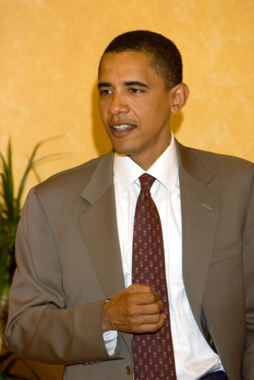 Barack Obama 2005