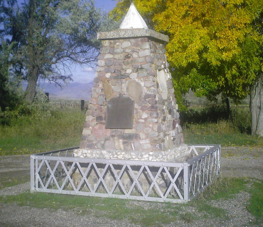 bear river massacre monument most historic location every state