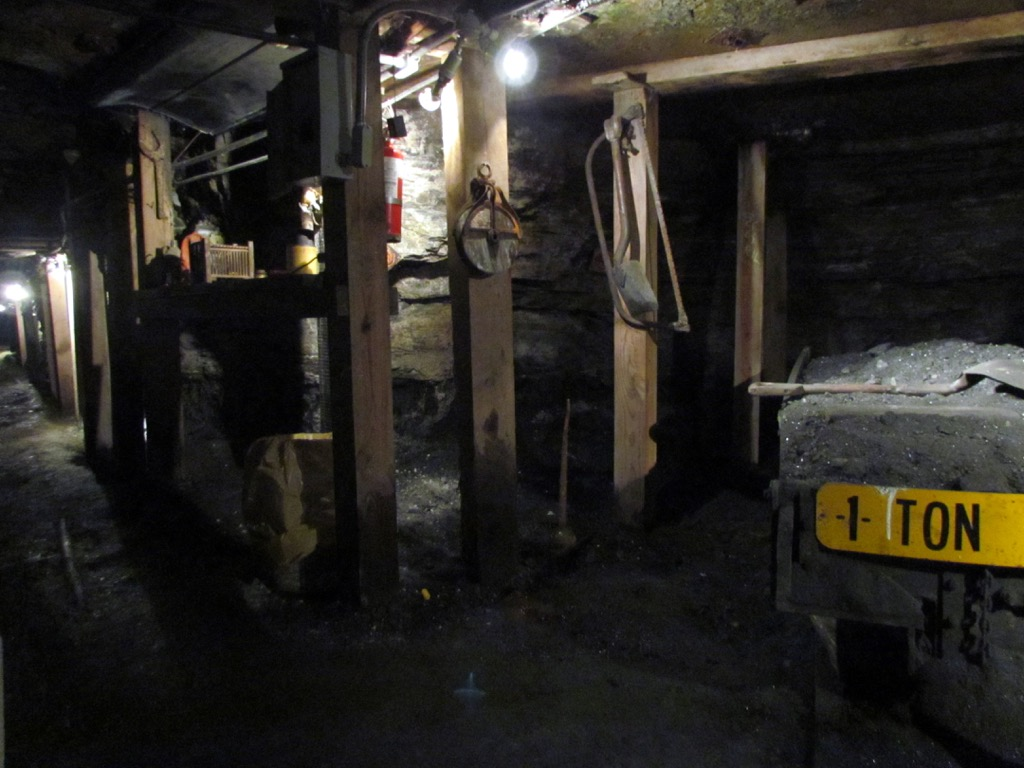 beckley exhibition coal mine most historic location every state