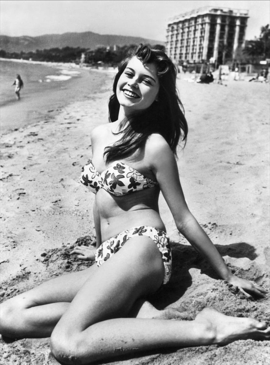 BRIGITTE BARDOT ACTRESS (1952)