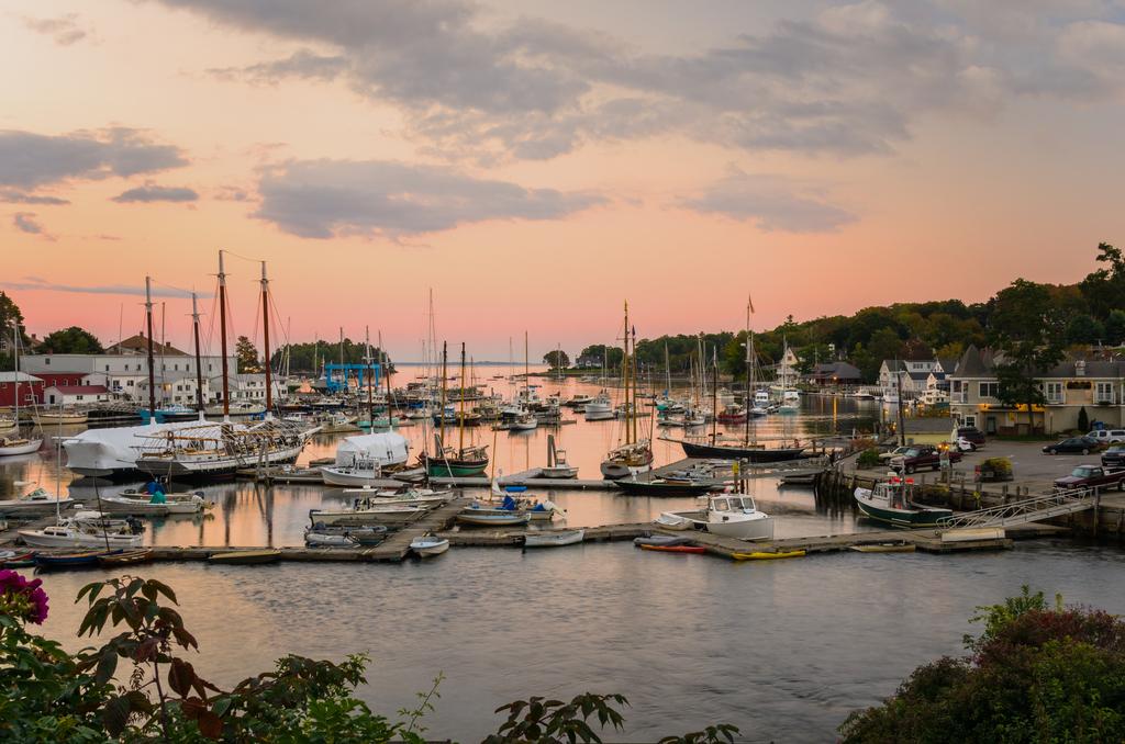 Camden, Maine Enchanting Hideaways in the U.S.