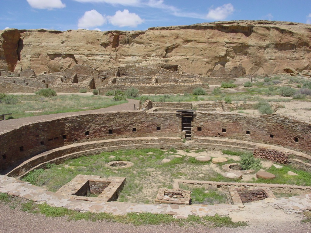 chaco canyon most historic location every state