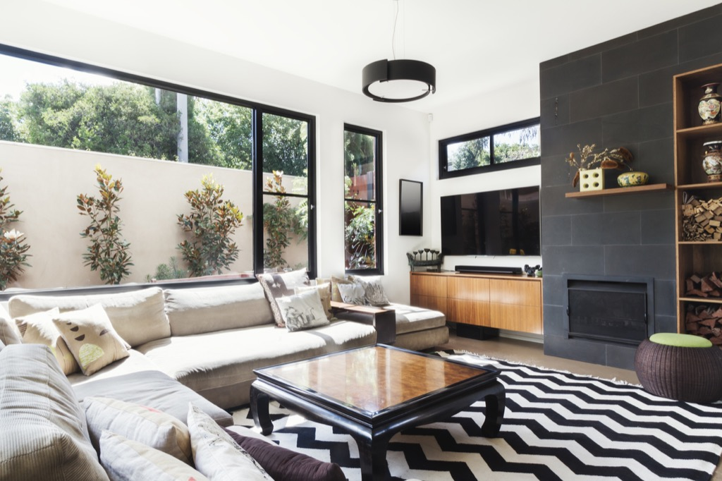 chevron outdated home design