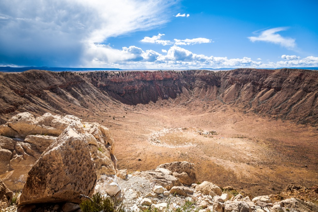 crater 27 Insane Things Astronauts Have to Do