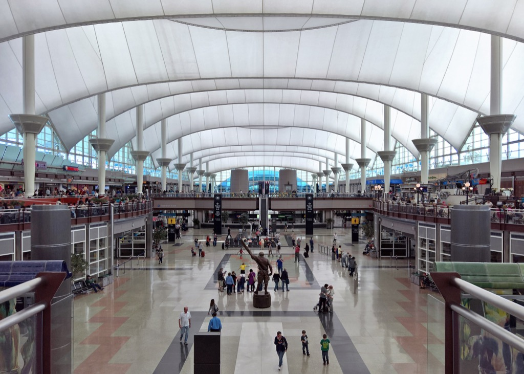 denver international airport underground city weirdest urban legends every state