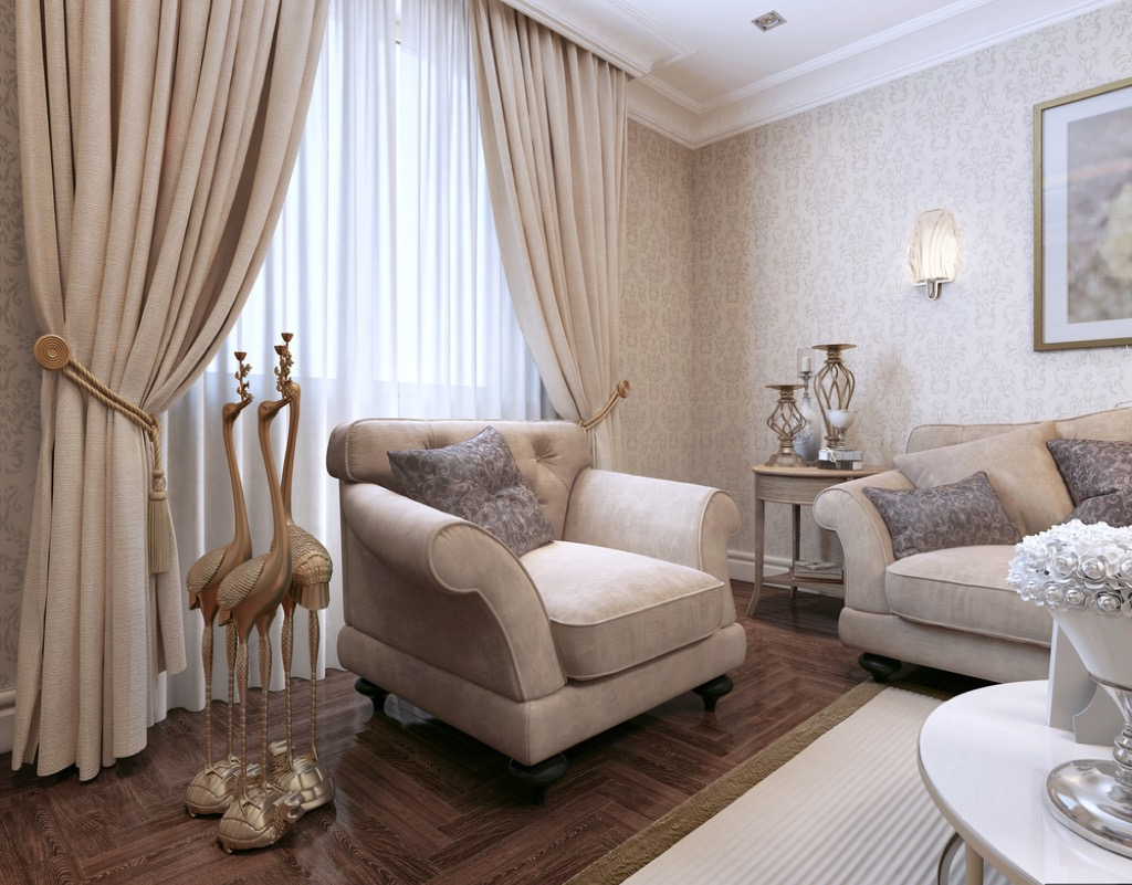 curtains outdated home design