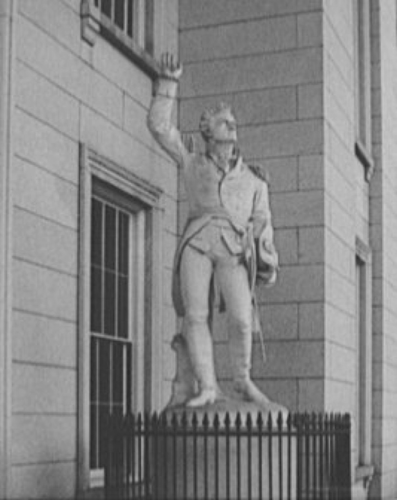 ethan allen statue the biggest folk hero every state