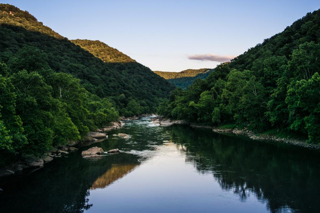 Fayetteville, West Virginia Enchanting Hideaways in the U.S.