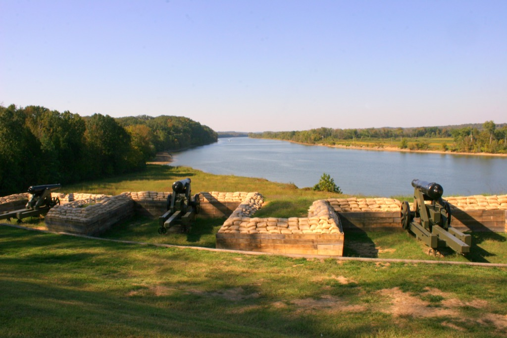 fort donelson tennessee most historic location every state