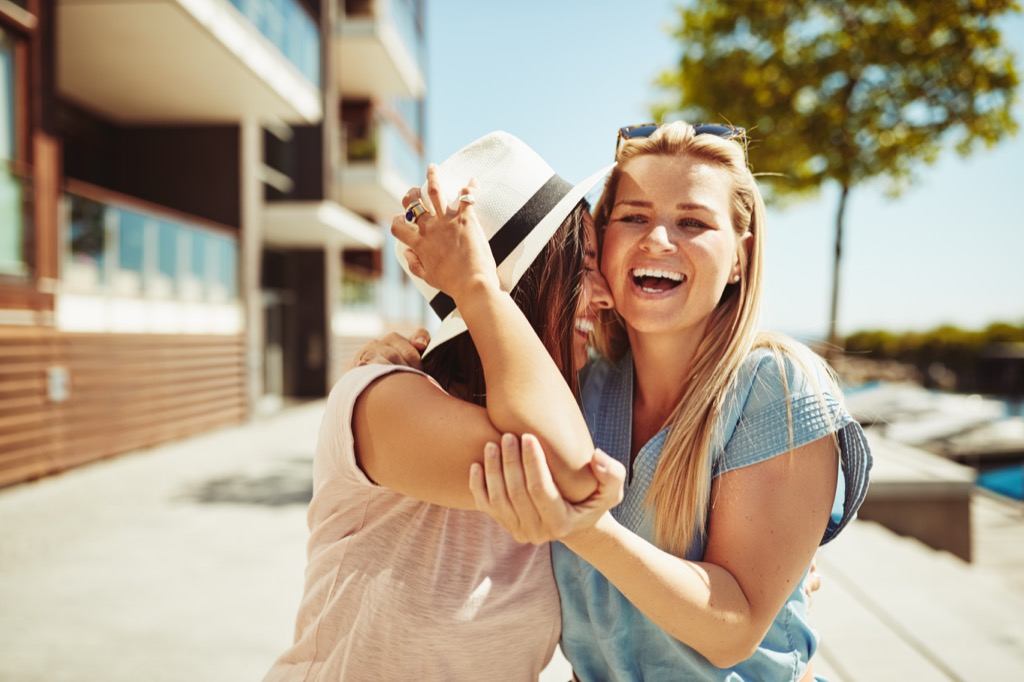 friends laughing 20 crazy health benefits of laughter