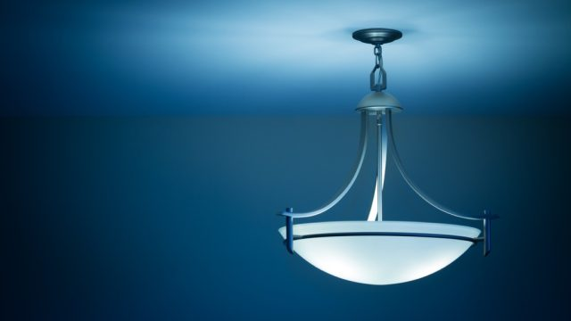white glass lighting outdated home design