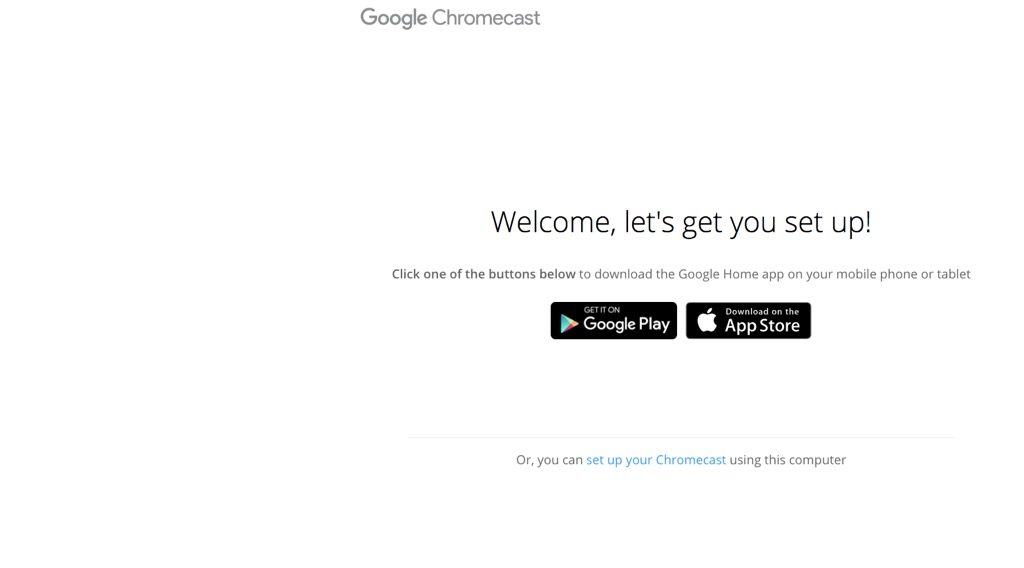 chromecast website most popular web search in every state