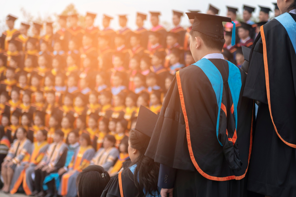 high school or college graduation heart disease risk factors