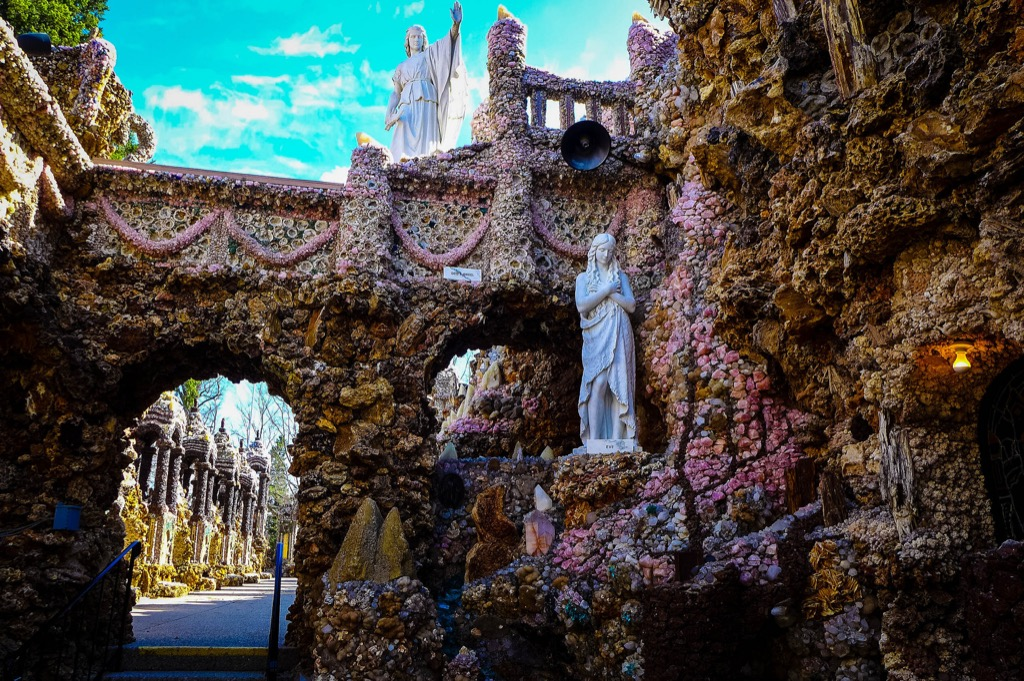 Grotto of the Redemption Enchanting Hideaways in the U.S.