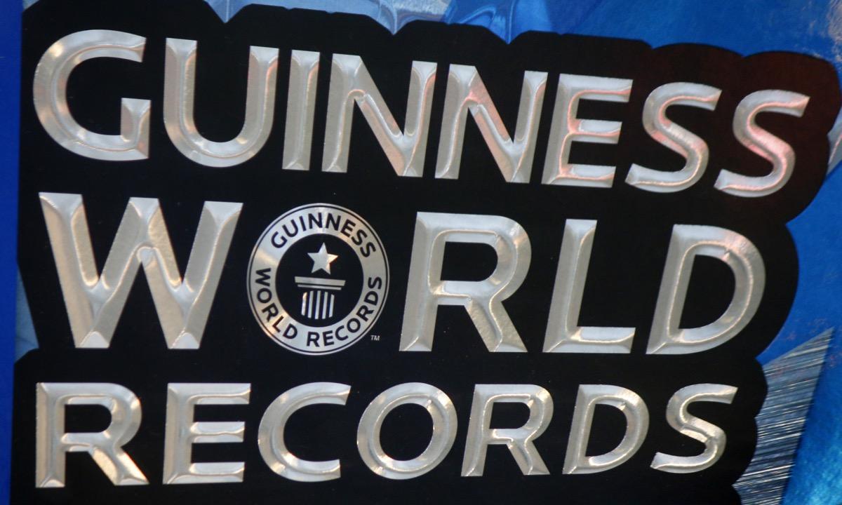Guinness World Records Logo Bikini Facts