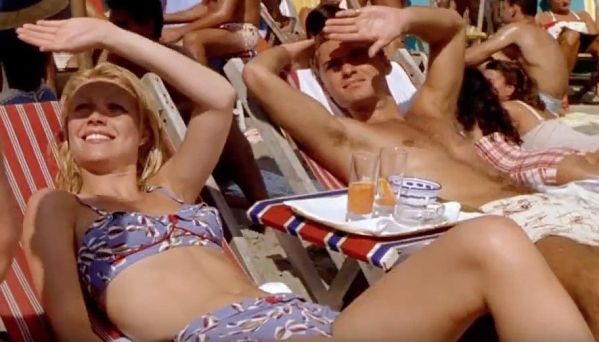 gwyneth paltrow the talented mr. ripley bikinis