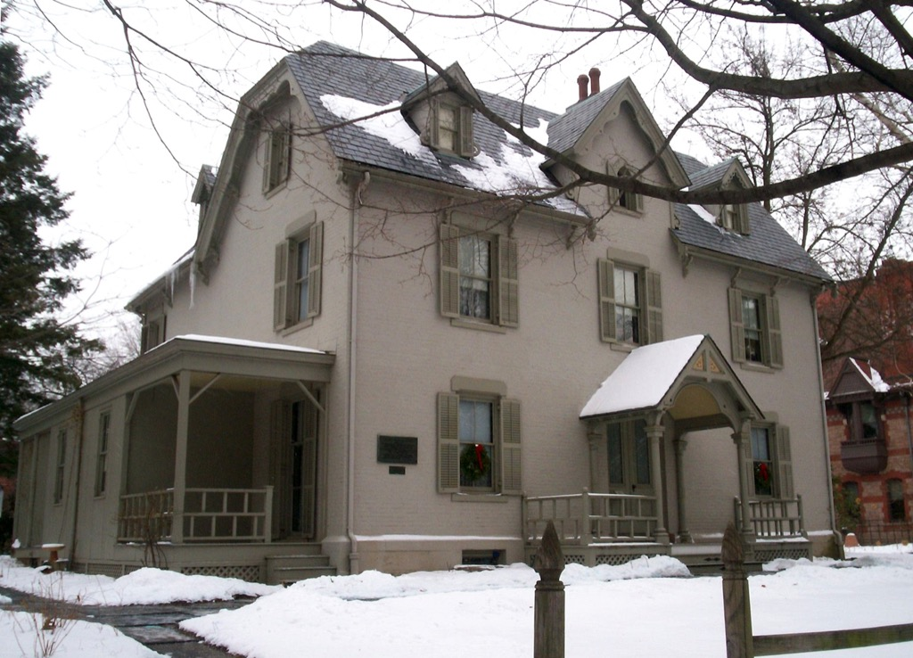 harriet beecher stowe house most historic location every state