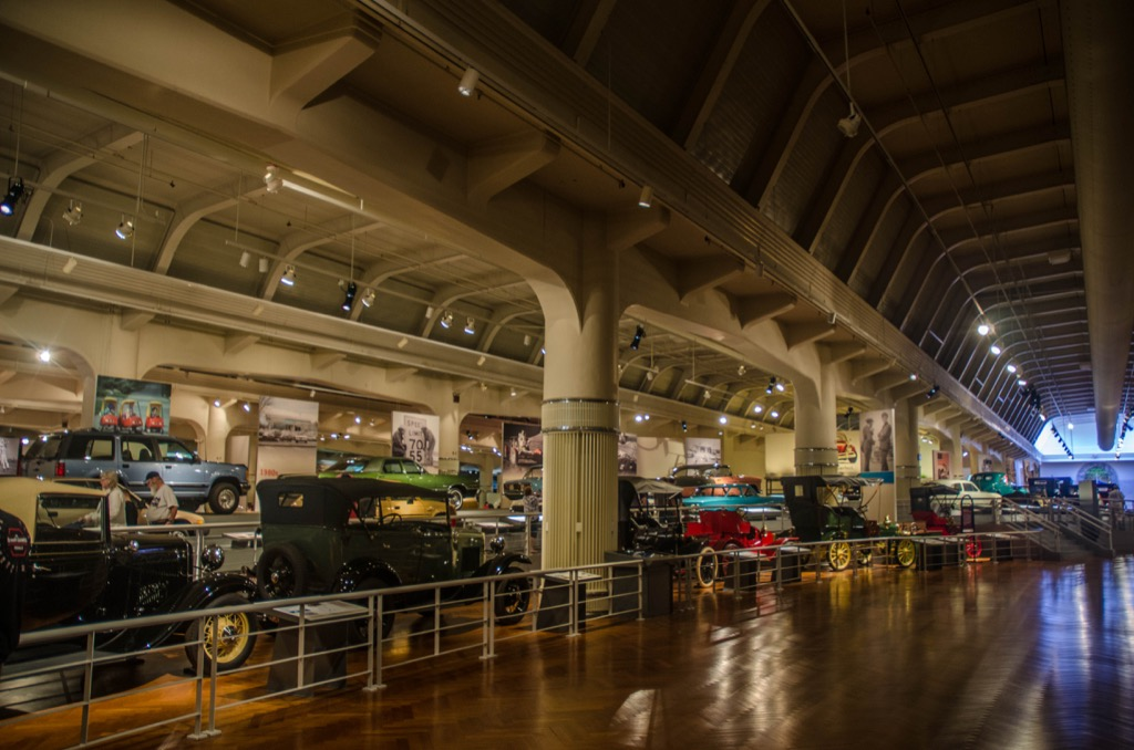 henry ford museum most historic location every state