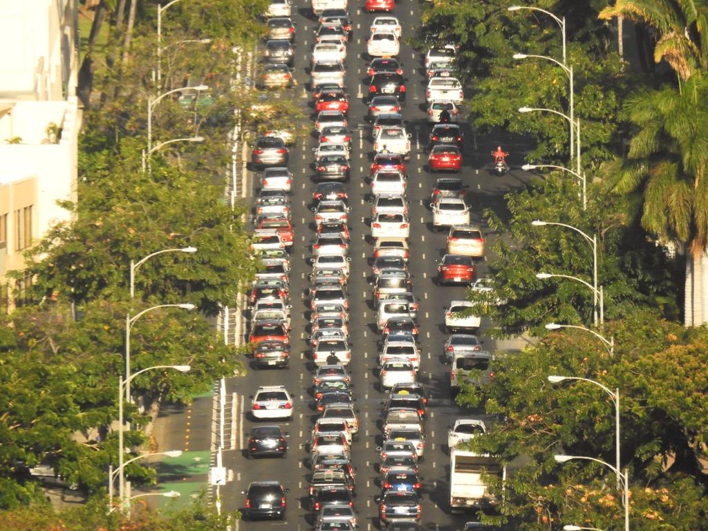 honolulu hi worst cities to drive in