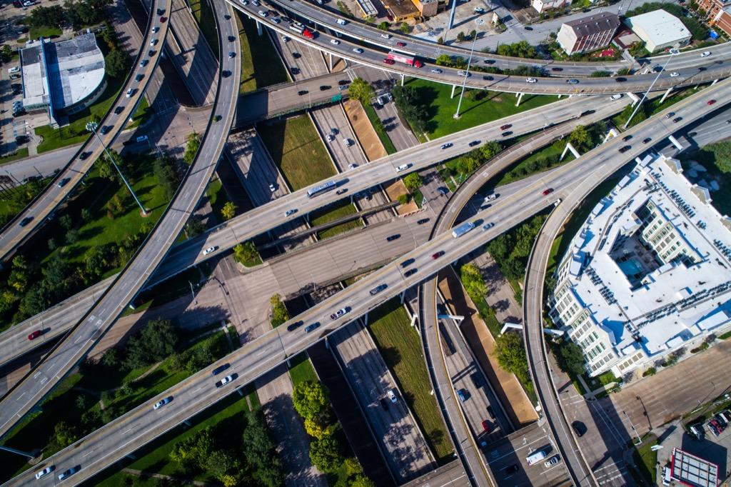houston tx worst driving cities