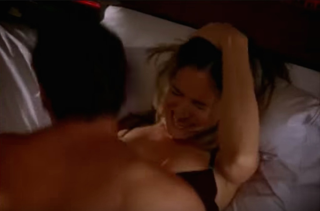 carrie has jack-rabbit sex in sex and the city
