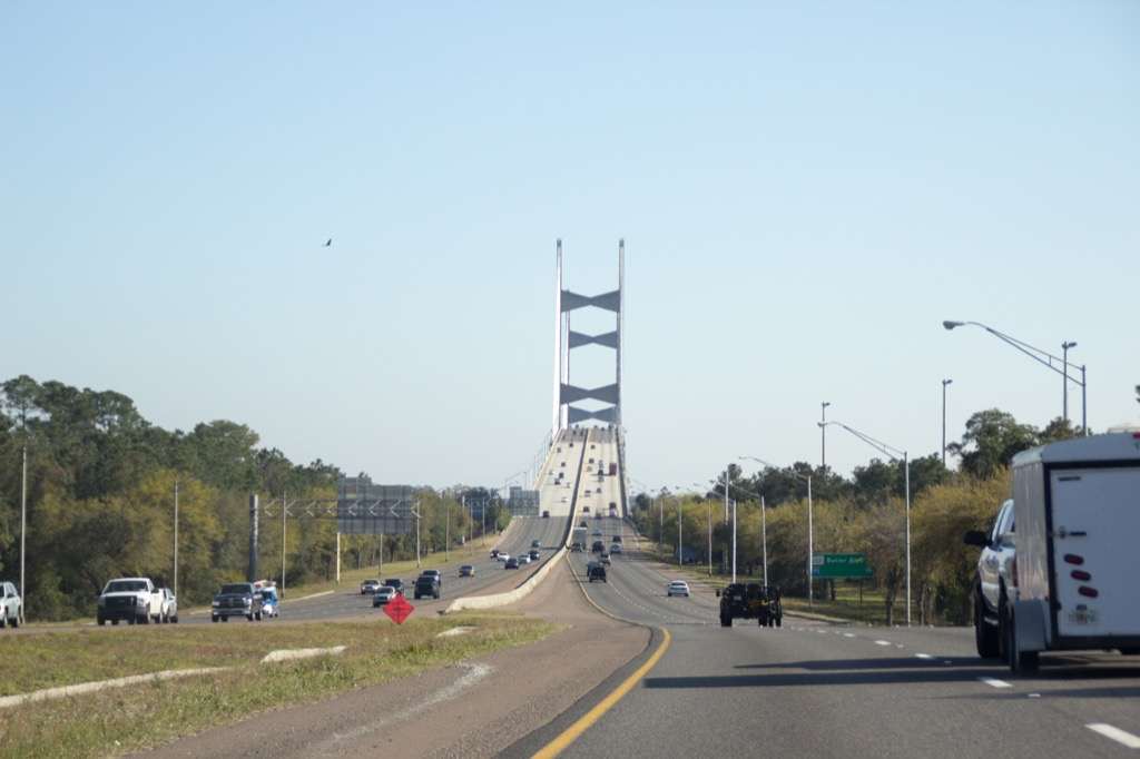 jacksonville fl worst cities to drive in
