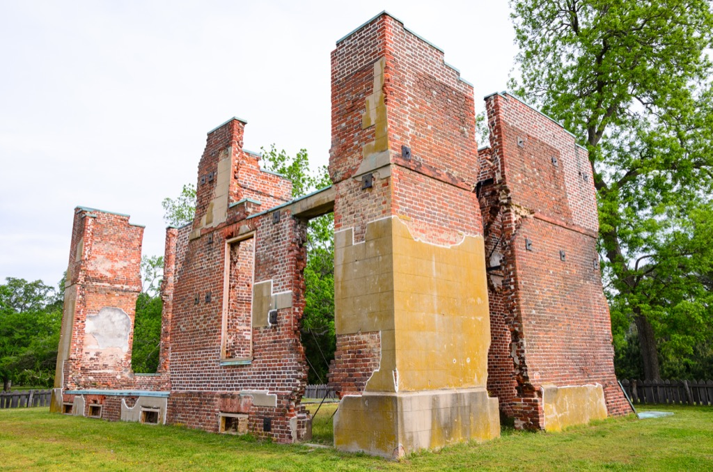 jamestown va most historic location every state